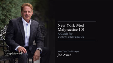 NY Medical Malpractice 101